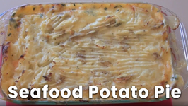 Seafood Potato Pie
