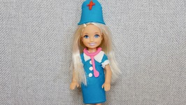Play-Doh Doll Nurse