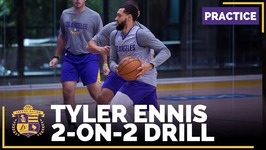 Tyler Ennis Puts In That Extra Work After Practice