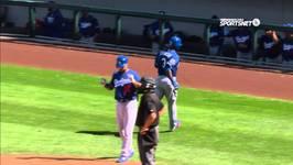 Dodgers Vs Cubs 2016 - Spring Training Highlights
