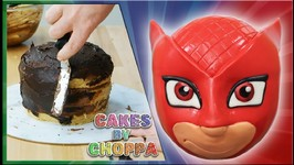 Owlette Cake - PJ Masks - How To