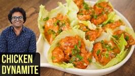 Dynamite Chicken Recipe / How To Make Chicken Dynamite / Chicken Starter Recipe By Varun Inamdar