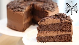 Keto Chocolate Cake - The Ultimate Low Carb Cake