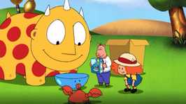 S03 E04 - The Beached Whale/Flag for Nowhere Land/Desert Cactus - Maggie and the Ferocious Beast