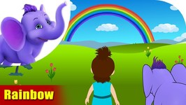 Rainbow - Learning Song For Kids