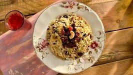Berry Pulao / Nowruz Special Parsi Cuisine