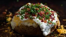 The Ultimate Baked Potato