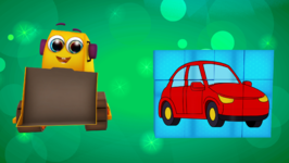 Car - Kids' Learning Puzzles