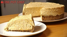 No Bake Pumpkin Pie Cheesecake
