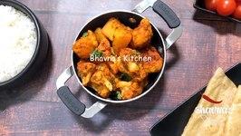 Aloo Gobi Tikka Masala - Spicy Cauliflower Potato