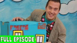 Giant Sponge Circles - Episode 5 - Full Episode - Mister Maker Comes To Town