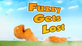 Fuzzy Gets Lost!