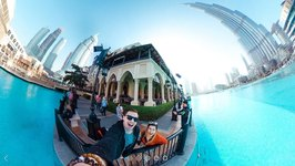 EXPLORING DUBAI in 360 Degree - Virtual Reality 4K