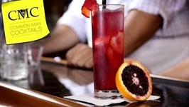 G And T Mondays-Bloody Strawberry Gin And Tonic -Easy Gin Drinks