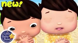 Ten Little Baby Feet - Brand New - Songs for Children
