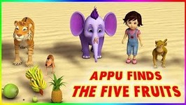 Appu Finds The Five Fruits - 4k
