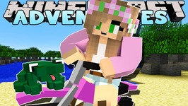 Minecraft - Little Donny Adventures - LITTLE KELLY, CARLY & DONUT HAVE A PICNIC!
