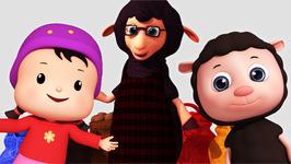 Baa Baa Black Sheep  Children's Popular Nursery Rhymes