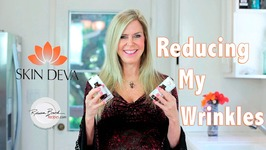 Wrinkle Attack! Reducing My Wrinkles For A Younger Looking Face Skin Deva