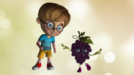 Fruit Grapes  Children Learning Songs and Original Songs for Kids