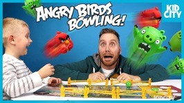 Angry Birds Movie Board Game Challenge Unboxing And Play