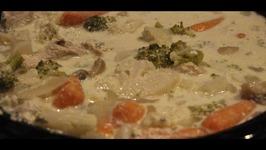 Chicken / Vegetable Chicken Crock Pot