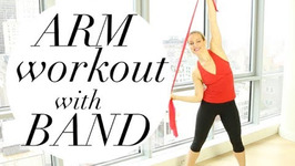 Arm Workout With Resistance Band - Arm Workout For Women