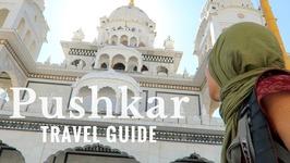 14 THINGS TO DO IN PUSHKAR - PUSHKAR TRAVEL GUIDE - INDIA VLOG