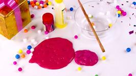 DIY Slime- How To Make Slime Using Glue