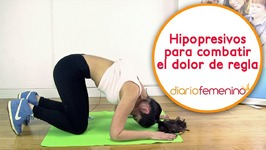 Hipopresivos para la regla - Cómo aliviar el dolor de la menstruación