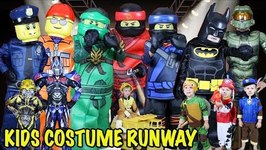 KIDS COSTUME RUNWAY 2 - DEION'S PLAYTIME