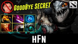 hFn Slark destroys Team Secret Dota 2