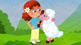 Mary Had A Little Lamb - Nursery Rhymes For Kids - Kids Tv Nursery Rhymes
