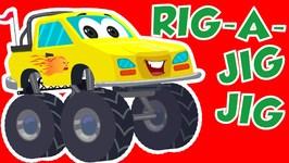 Rig A Jig Jig - Monster Truck Songs