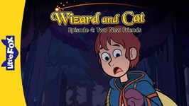 Wizard and Cat 4 - Two New Friends - Fantasy - Animated Stories for Kids