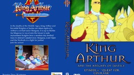 Episode 6 Season 1 King Arthur and the knights of justice - Quest for Courage