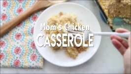 Mom's Chicken Casserole