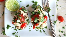 Lunch Recipe-Mexican Style Tuna Salad