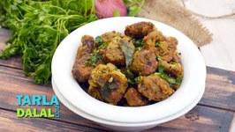 Bajra Onion Muthia