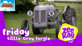 Friday With Fergie - Little Grey Fergie