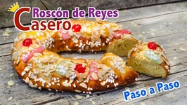 Roscón de Reyes Casero paso a paso muy Esponjoso - Trucos y Secretos para un Roscón perfecto