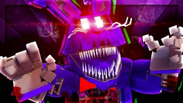 Freddy Fazbear Origins - NIGHTMARE BONNIE! - Minecraft FNAF Roleplay - 17