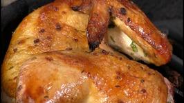 Southeast Asian Grilled Sriracha Chicken (Rooster Stix Sriracha Garlic Butter)