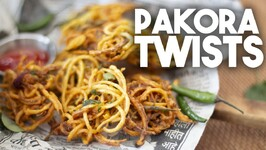 Pakora Twists
