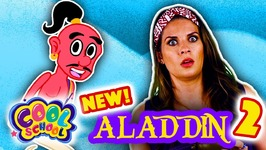 Aladdin and the Magic Lamp - New Part 2 - Story Time with Ms. Booksy