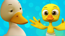 Five Little Ducks- Popular Children's Nursery Rhymes