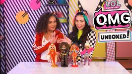 LOL Surprise! Unboxed! Season 4 Ep 9: O.M.G. Dolls!