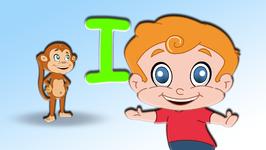 Vowel I  Original Learning Song for Children