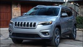 2019 Jeep Cherokee Design Feature