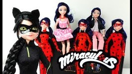 Miraculous Ladybug LADY NOIR Fashion Doll
